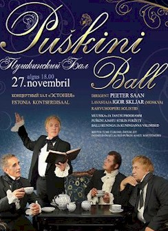 Pushkin ball