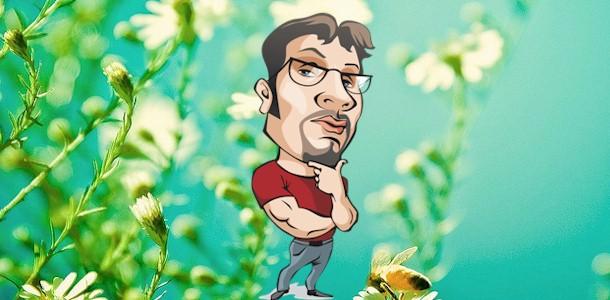 Ton Karlos. Elu nagu lill