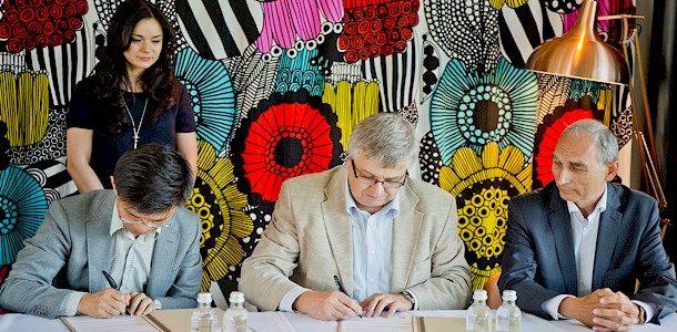 Eesti kõrgkoolid ja Huawei alustasid koostööd