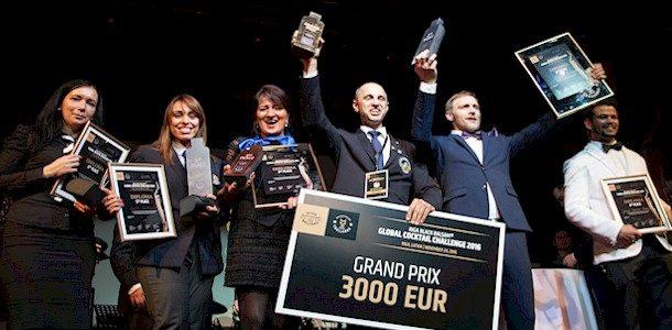 Eesti baaridaam Hirja Niit võitis Riga Black Balsam meistrivõistlustel kolmanda koha