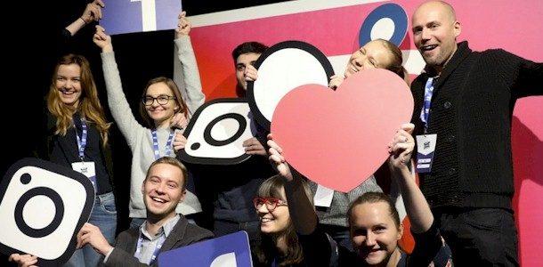 Facebook korraldas oma esimese ametliku ürituse Eestis