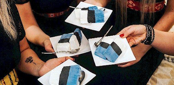 Sinimustvalge jäätis kaob poelettidelt rekordkiirusel