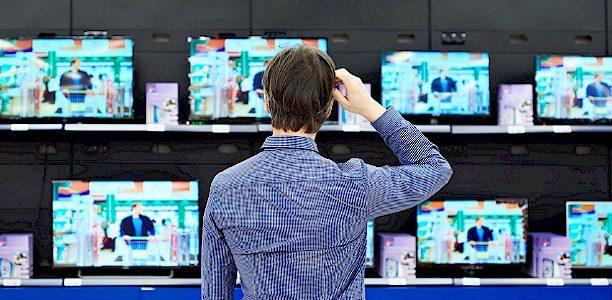 Ostujuht: televiisorid 2018 – kuidas valida?